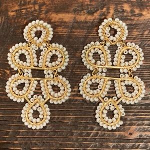 Lisi Lerch Beaded Ginger Earrings
